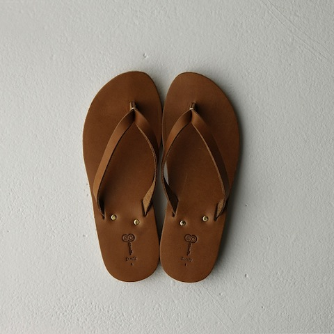 Leather Sandal Beach