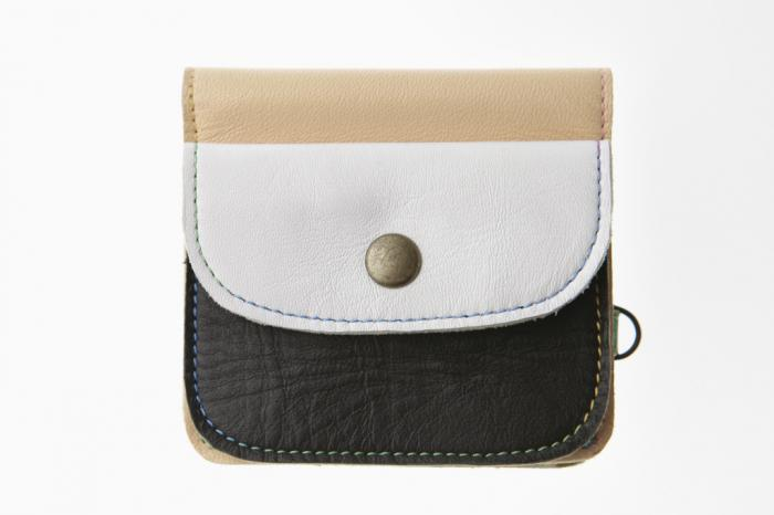 Random Leather Wallet